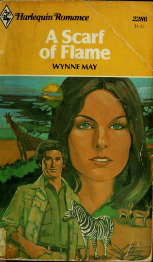 Cover of: A Scarf of Flame | Wynne May