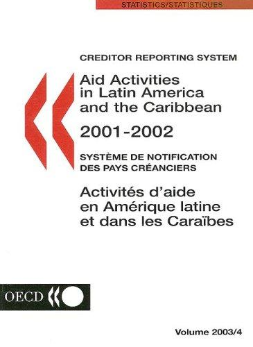 Creditor Reporting System: Aid Activities in Latin America And the Caribbean-development Assistance Committee (Creditor Reporting System: Aid Activities in Latin America and the Caribbean)