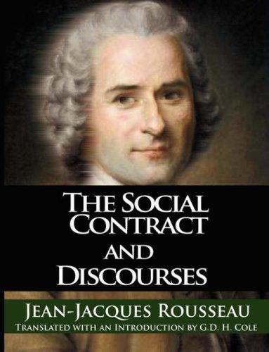 Download The Social Contract and Discourses