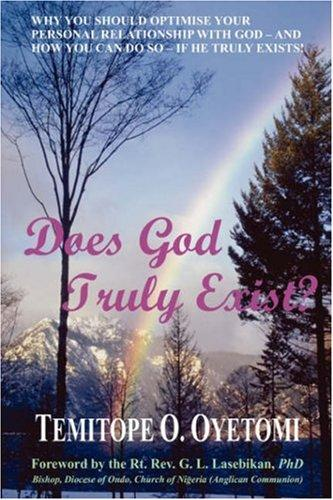 Download Does God Truly Exist?