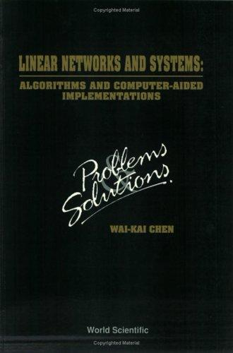 Linear networks and systems