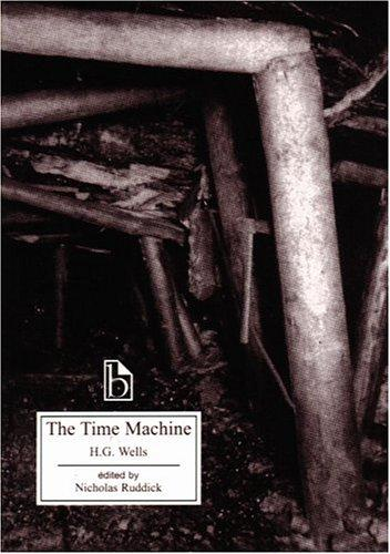 h. g. wells the time machine. The Time Machine. H. G. Wells