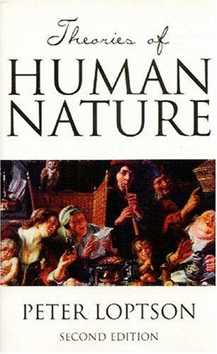 Download Theories of human nature