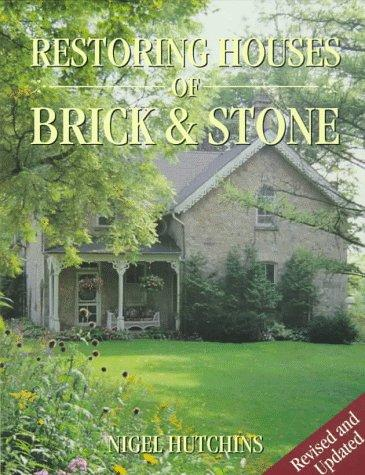 Download Restoring Houses of Brick and Stone