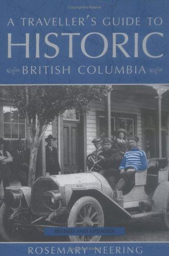 Download A traveller's guide to historic British Columbia