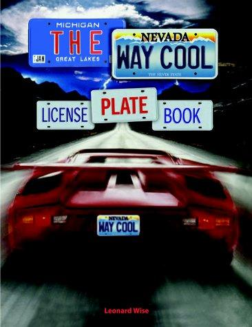 Download The Way Cool License Plate Book