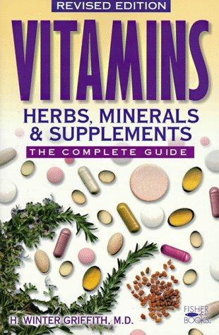 Vitamins, herbs, minerals & supplements
