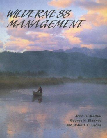 Download Wilderness management