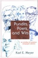 Download Pundits, Poets, and Wits