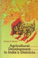 Download Agricultural Development in India's Districts