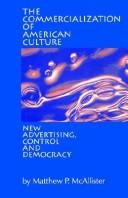 Download The Commercialization of American Culture