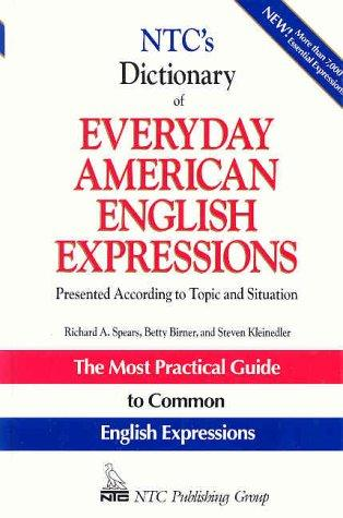 Download NTC's dictionary of everyday American English expressions