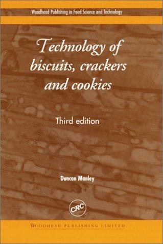 Download Technology of biscuits, crackers, and cookies