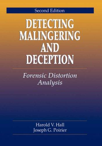 Download Detecting malingering and deception
