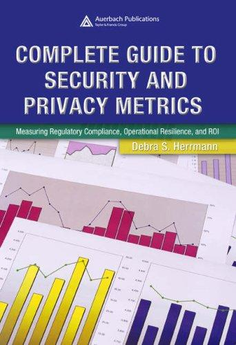 Download Complete Guide to Security and Privacy Metrics
