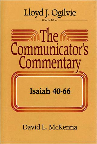The Book of Isaiah, Chapters 40–66 (New.