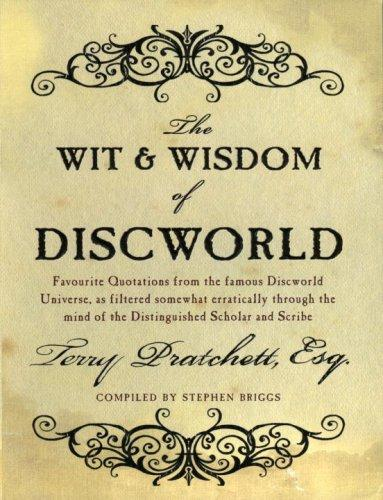 Download The Wit & Wisdom of Discworld