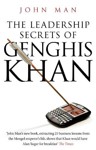 Download The Leadership Secrets of Genghis Khan