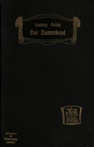 Download Der Dummkopf