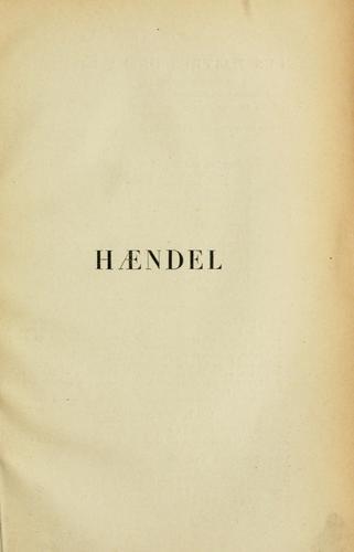 Download Haendel