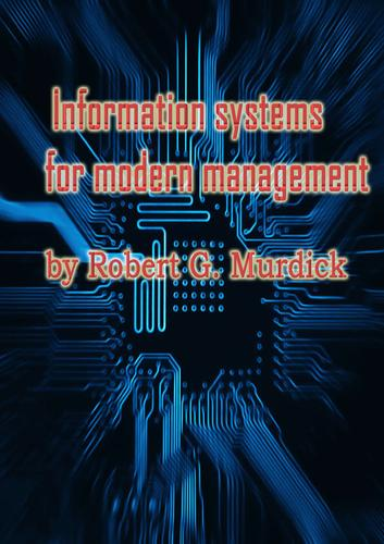 Information systems for modern management