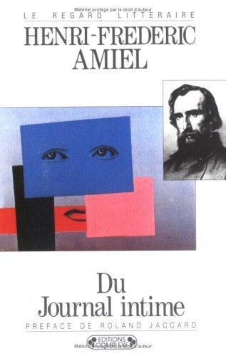 Download Du Journal intime