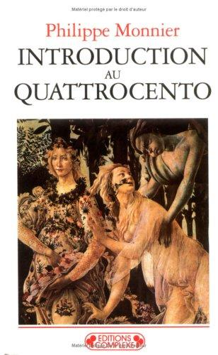 Download Introduction au Quattrocento