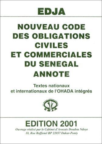 Code des obligations civiles et commerciales