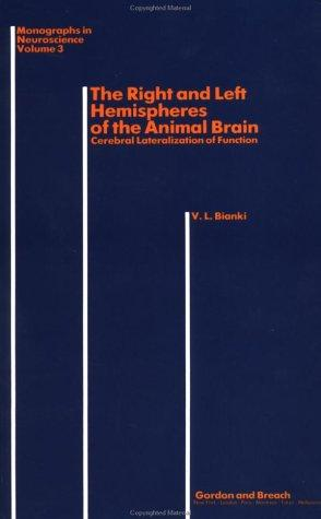 Download Right and Left Hemispheres of the Animal Brain