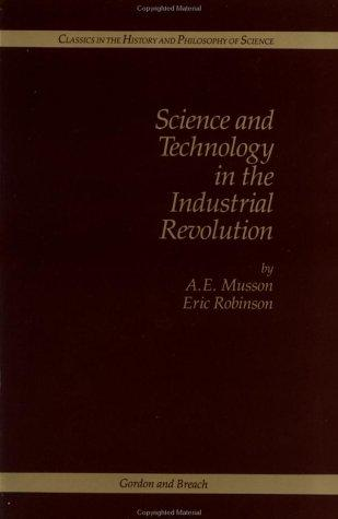 Science and technology in the Industrial Revolution