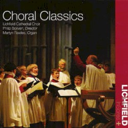 Lichfield Cathedral Choir - The Lord Bless You and Keep You
