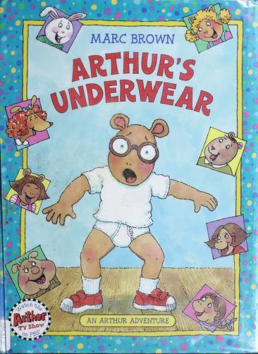 Arthur's Underwear (Arthur Adventure Series) by Marc Tolon Brown