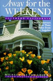 Cover of: Away for the weekend, Southern California | Michele Grimm
