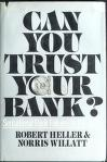 Cover of: Can you trust your bank?
