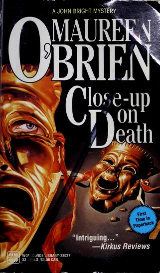 Close Up On Death by Maureen O'Brien