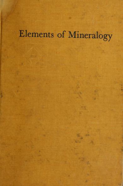 Elements of mineralogy by Brian Harold Mason