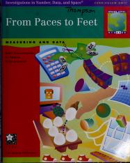 Cover of: From Paces to Feet | Karen Economopoulos