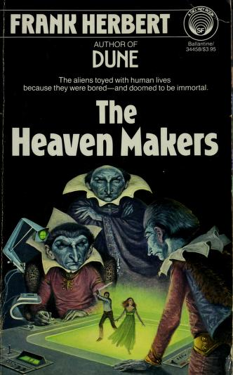 HEAVEN MAKERS (Del Rey Books) by Frank Herbert