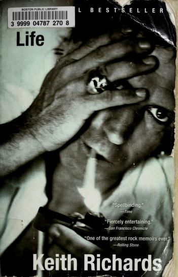 Cover of: Life   Keith Richards