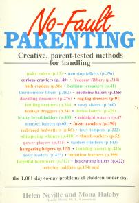 Cover of: No-fault parenting | Helen Neville