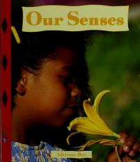 Cover of: Our Senses   Adrienne Betz