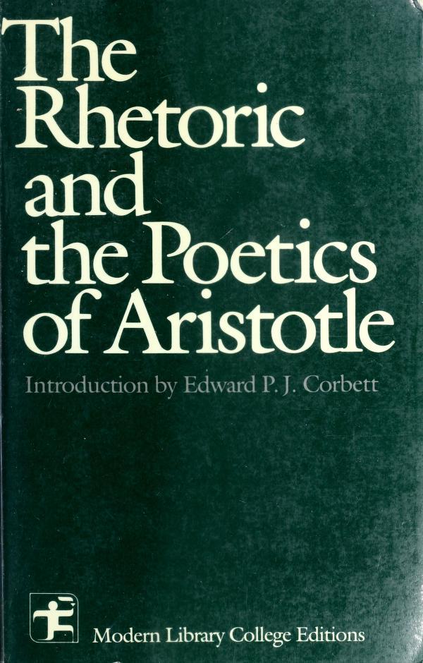 Rhetoric by Aristotle