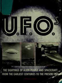 Cover of: U.F.O.S   Robert Jackson