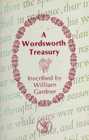 Cover of: A Wordsworth treasury | William Wordsworth