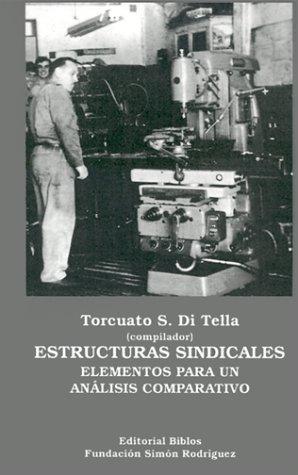 Estructuras Sindicales