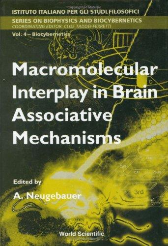 Macromolecular interplay in brain associative mechanisms by International School of Biocybernetics (1995 Naples, Italy)