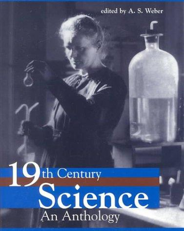 Image 0 of 19th Century Science: An Anthology