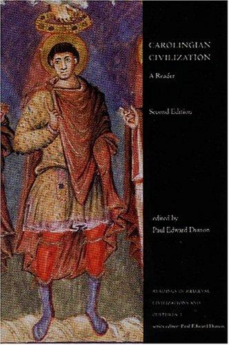 Carolingian civilization by Paul Edward Dutton