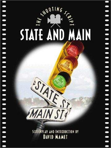 State and Main by David Mamet