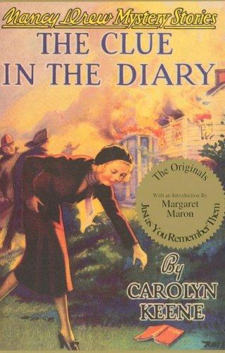 The clue in the diary by Carolyn Keene